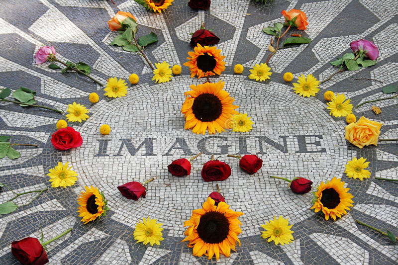 imagine - central park (John Lennon)