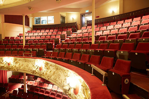 The new Gaiety Theatre