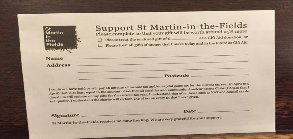 St Martin DM letter