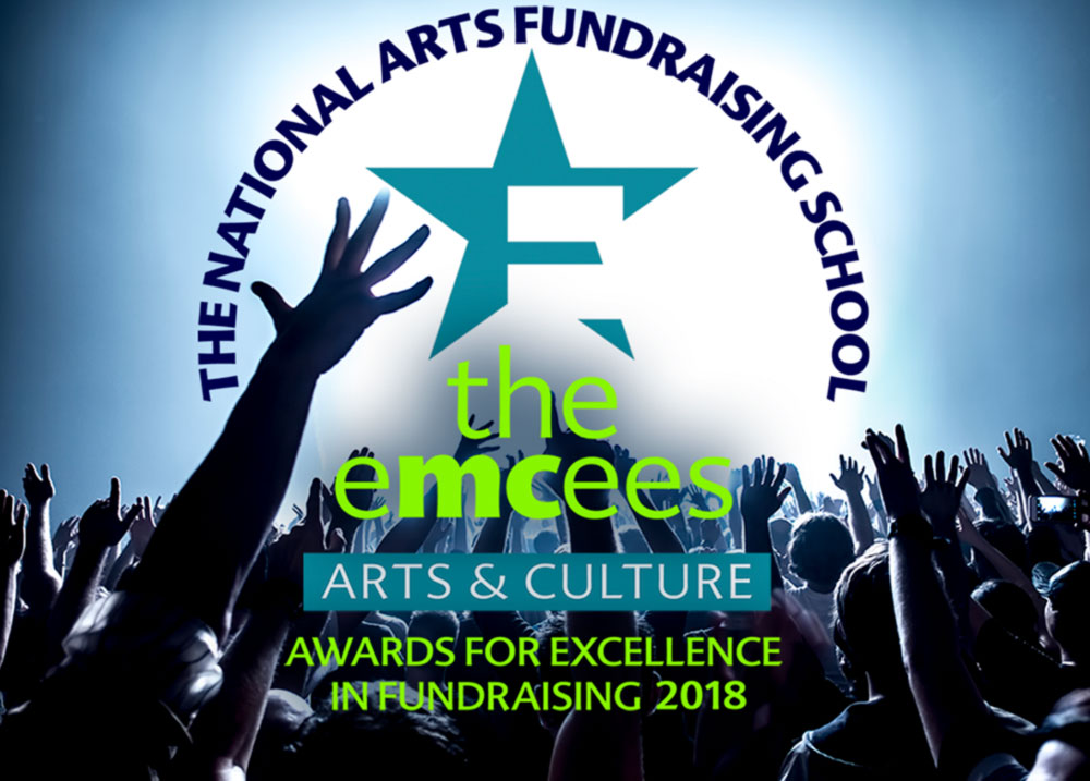 "The National Arts Fundraising School ""Emcee"" Awards 