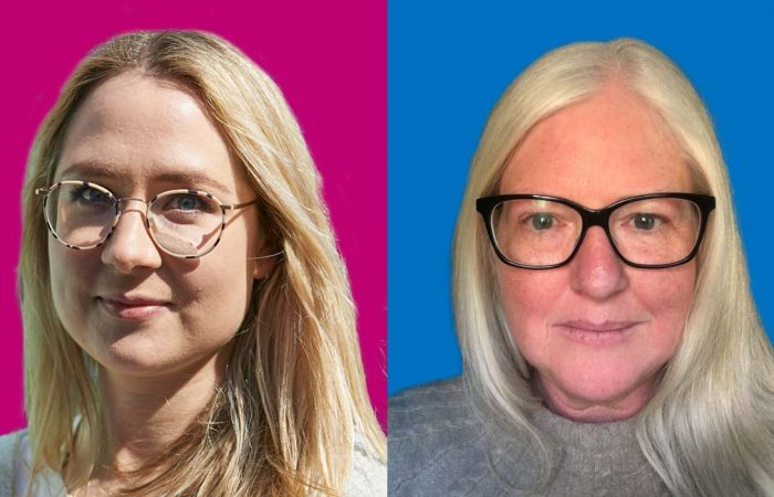 Big Brains Join the National Arts Fundraising School team | Steph Graham & Susan Fisher