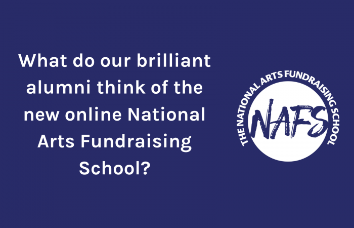 What do our brilliant alumni think of NAFS online?