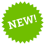 NEW starburst green